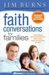 Faith Conversations for Family (Homelight Resources) - eBook