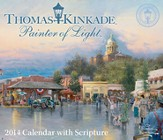 2014 Painter of Light Desktop Calendar