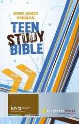 King James Version Teen Study Bible - eBook