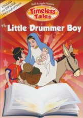 Timeless Tales Series: Little Drummer Boy, DVD