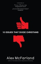 10 Issues that Divide Christians - eBook