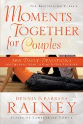 Moments Together for Couples: 365 Daily Devotions for Drawing Near to God & One Another - eBook