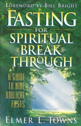 Fasting for Spiritual Breakthrough - eBook