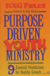 Purpose Driven Youth Ministry - eBook