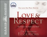 Love & Respect - Audiobook on CD