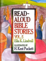Read Aloud Bible Stories Vol. 5: The Stories Jesus Told - eBook