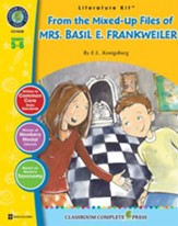 From the Mixed-Up Files of Mrs. Basil E. Frankweiler (E.L. Konigsburg) Literature Kit