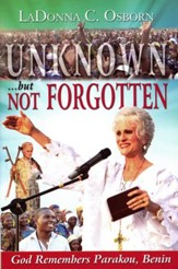 Unknown But Not Forgotten - eBook