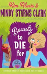 Beauty to Die For, Spa Mystery Series #1