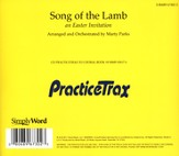 Song of the Lamb: An Easter Invitation for SATB Choir (CD Practice Trax)