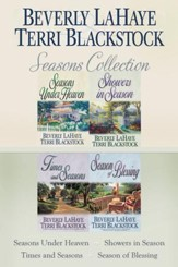 The Seasons Collection: Seasons Under Heaven, Showers in Season, Times and Seasons, Season of Blessing - eBook