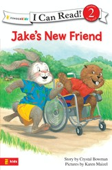 Jake's New Friend - eBook