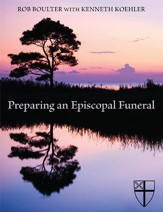 Preparing an Episcopal Funeral - eBook