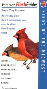Peterson Flashguide to Birds of the Midwest