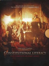 Constitutional Literacy: The Complete 25-Part Series  on 5 DVDs
