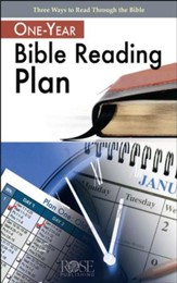 One-Year Bible Reading Plan - eBook