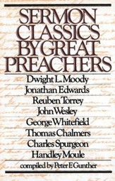 Sermon Classics by Great Preachers - eBook