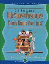 Bible Stories for Preschoolers, Old Testament  - Slightly Imperfect