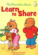 The Berenstain Bears Learn to Share - eBook