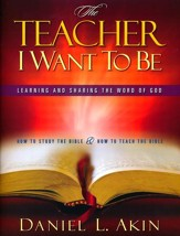 The Teacher I Want To Be, Workbook