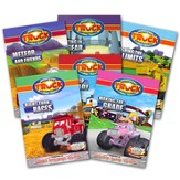 Monster Truck Adventures, 6 DVD Set