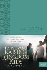Raising Kingdom Kids Devotional - eBook