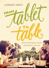 From Tablet to Table: Where Community Is Found and Identity Is Formed - eBook