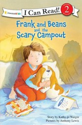 Frank and Beans and the Scary Campout - eBook