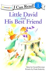 Little David and His Best Friend - eBook