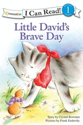 Little David's Brave Day - eBook