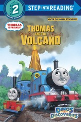 Thomas and the Volcano (Thomas & Friends) - eBook