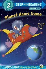 Planet Name Game (Dr. Seuss/Cat in the Hat) - eBook