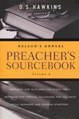 Nelson's Annual Preacher's Sourcebook, Volume 2 - Slightly Imperfect