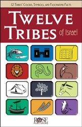 The Twelve Tribes of Israel - eBook
