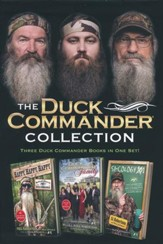 Duck Commander Collection, Includes The Duck Commander Family, Happy, Happy, Happy and Si-Cology 1, Hardcovers - Slightly Imperfect