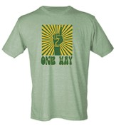 One Way Shirt, Green, Small