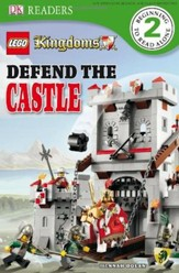 DK Readers, Level 2: LEGO Kingdoms: Defend the Castle