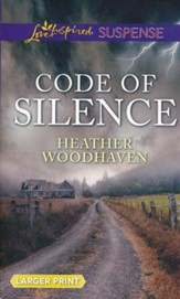 Code of Silence, Large Print