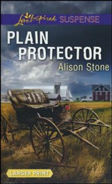 Plain Protector, Large Print