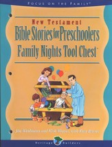 Bible Stories for Preschoolers, New Testament