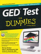 GED Test For Dummies (with Free Online Practice Tests)