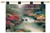 He Leadeth Me Beside Still Waters Wallhanging