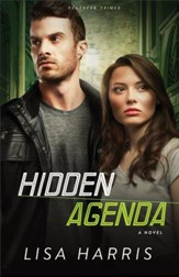 Hidden Agenda (Southern Crimes Book #3): A Novel - eBook