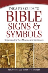 The A to Z Guide to Bible Signs and Symbols: Understanding Their Meaning and Significance - eBook