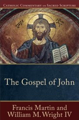 The Gospel of John (Catholic Commentary on Sacred Scripture) - eBook