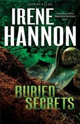 Buried Secrets (Men of Valor Book #1): A Novel - eBook