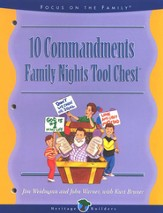 10 Commandments: Family Nights Tool Chest