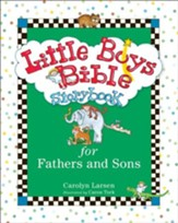 Little Boys Bible Storybook for Fathers and Sons / Revised - eBook