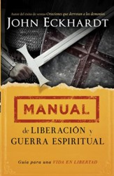 Manual de Liberación y Guerra Espiritual, eLibro  (Deliverance and Spiritual Warfare Manual, eBook)