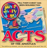 ACTS of The APOSTLES: Tell Them Christ Has Been Resurrected!, Audio CD